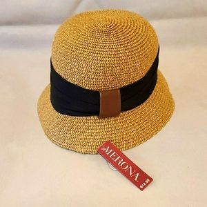 Merona summer straw hat new!